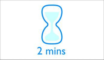 Rýchle spustenie: čas spustenia kratší ako 2 minúty
