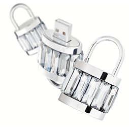 Swarovski Active Crystals Pamięć USB