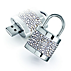 Swarovski Active Crystals Pamäťový USB kľúč