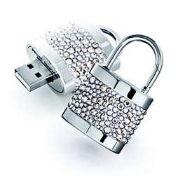 Swarovski Active Crystals USB 存储钥匙
