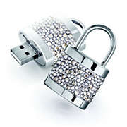 Swarovski Active Crystals USB-minnepinne