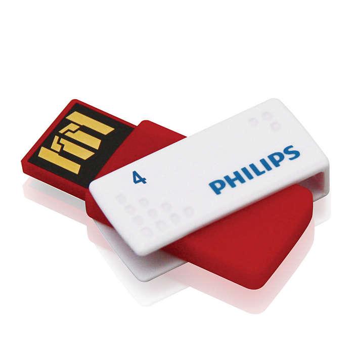 Легок в обращении, простая процедура подключения (plug and play)!
