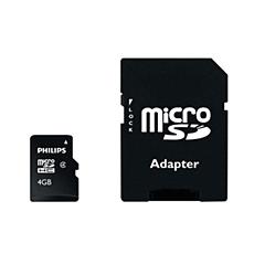 FM04MP35B/10  MicroSD-kort
