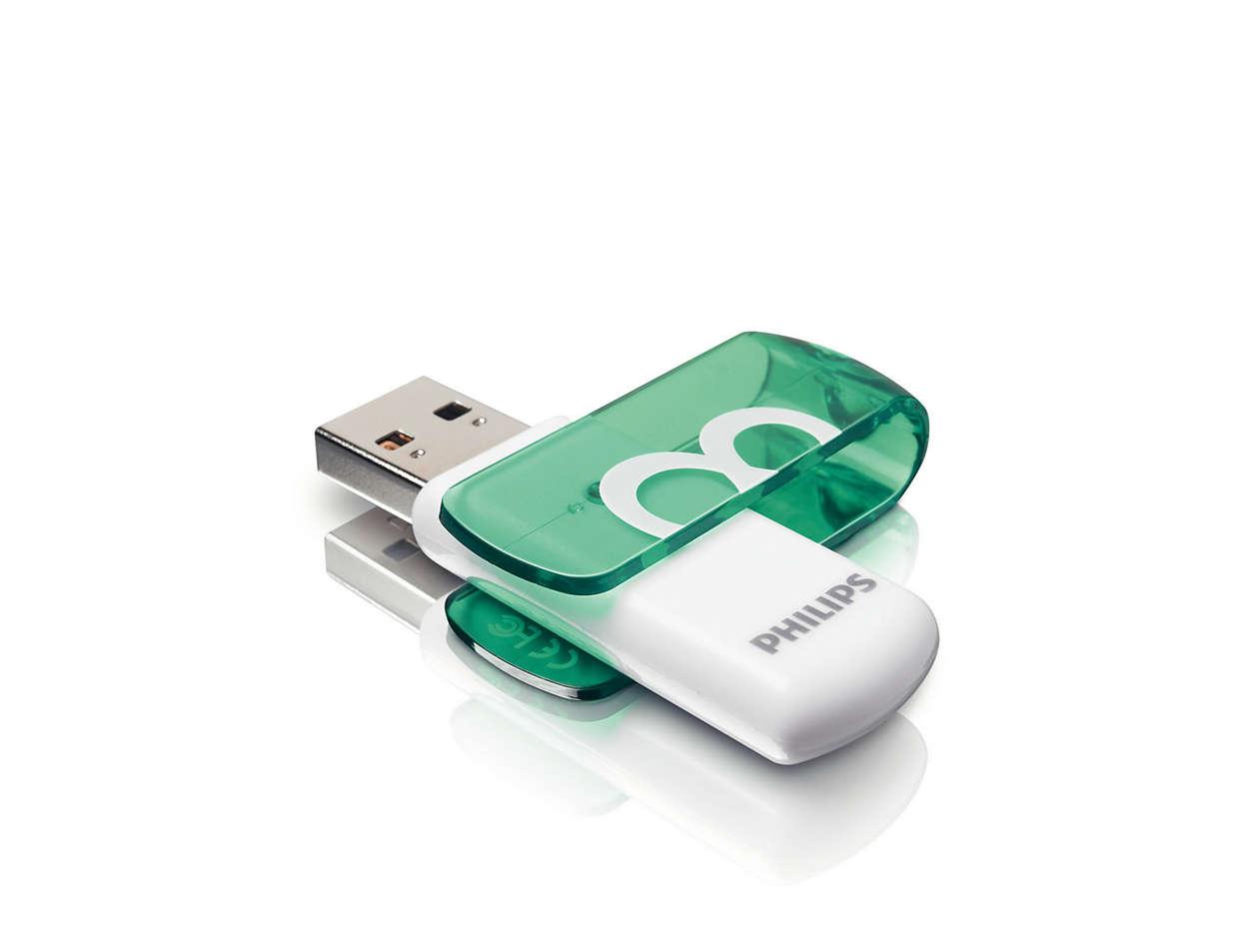 Dispositivo Plug and Play fácil de usar!