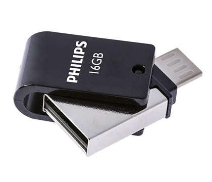 Conectores dobles fáciles de usar