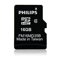 FM16MD35K/97  Tarjetas Micro SD