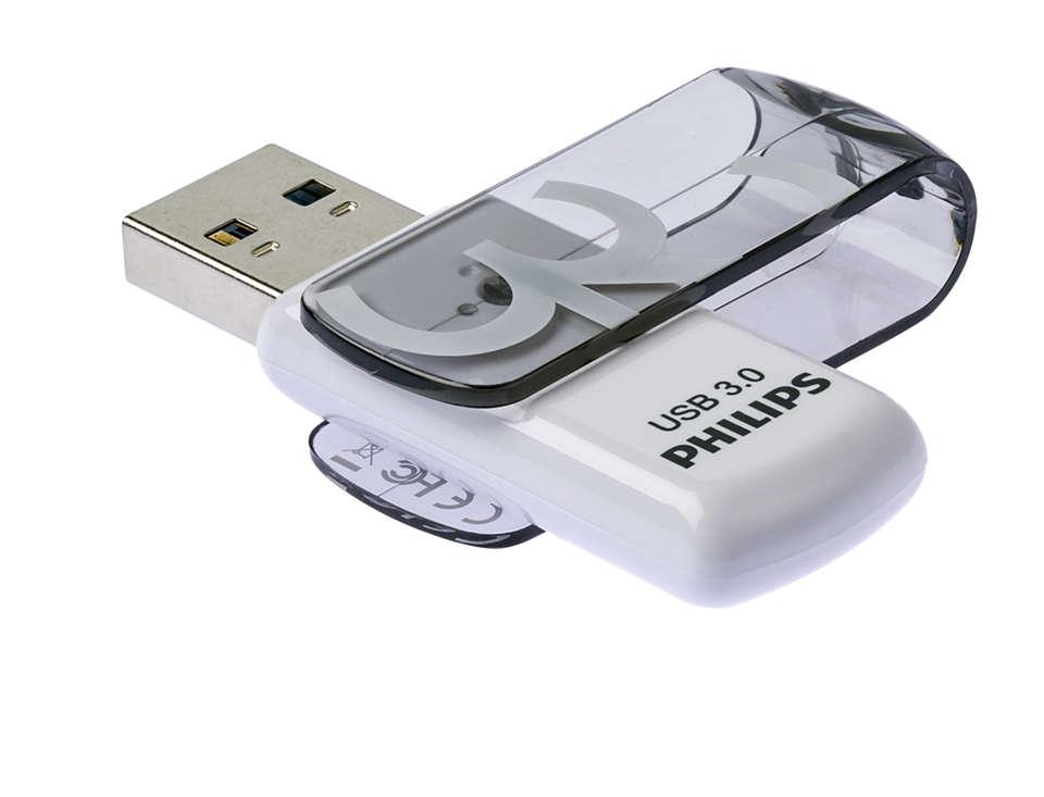 Fácil de usar y con conexión Plug & Play