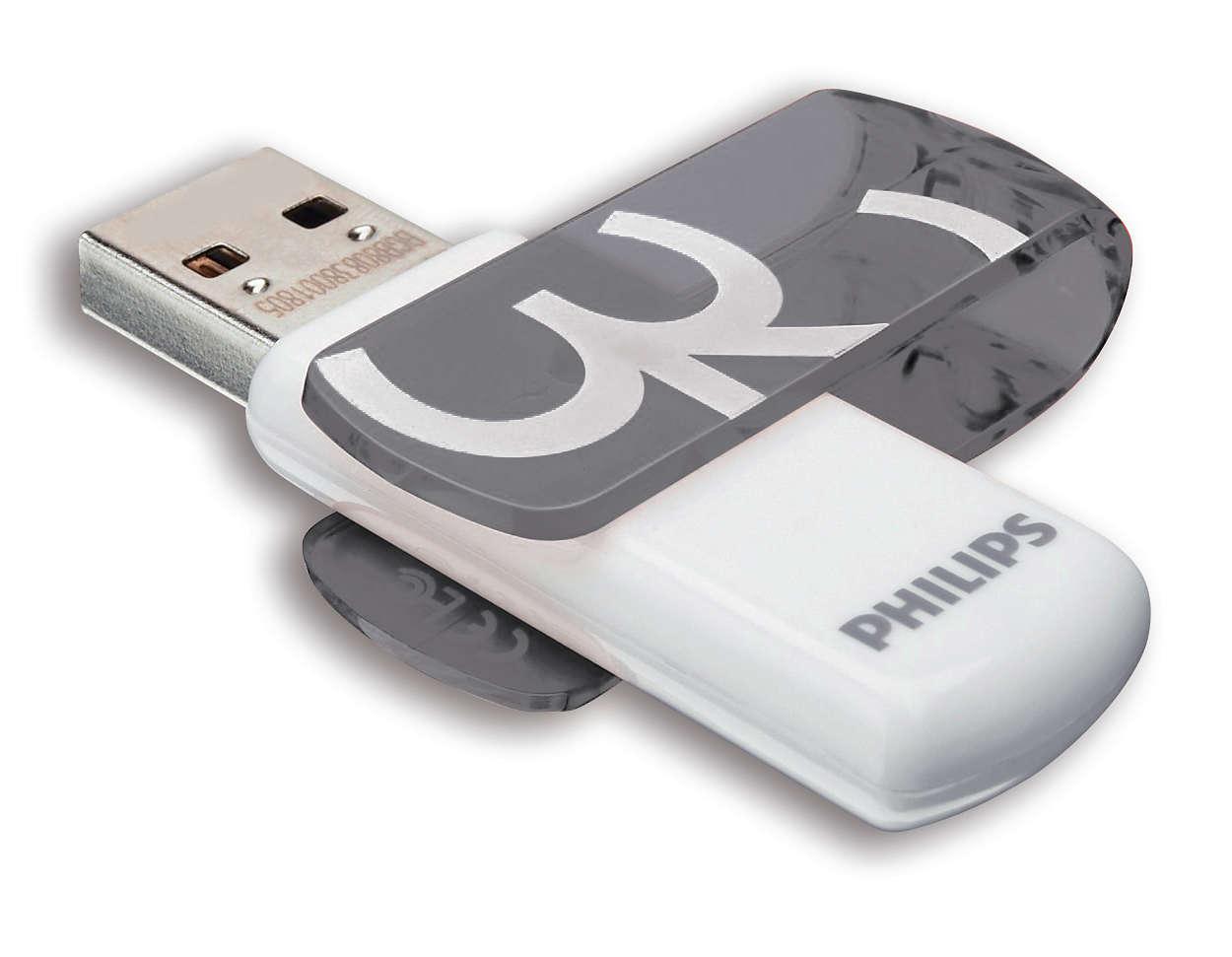 Estrema facilità d'uso, plug and play