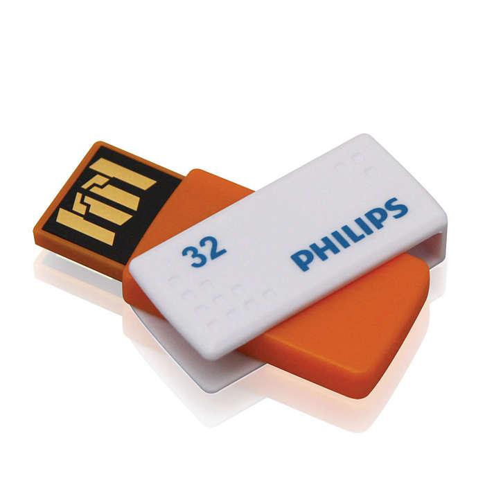 Uşor de utilizat, plug and play!
