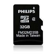FM32MD35B/97  Tarjetas Micro SD
