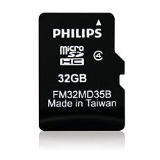 FM32MD35K/97  Tarjetas Micro SD
