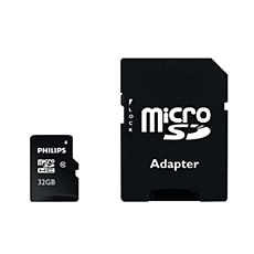 FM32MP45B/10  MicroSD-kort