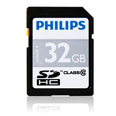 FM32SD45B/97  Tarjetas SD