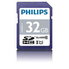 FM32SD65B/97  Tarjetas SD