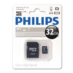 Карти пам'яті Micro SD