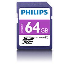 Data and media storage