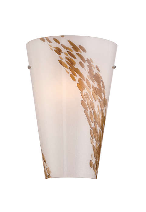 Piave 1-light wall sconce