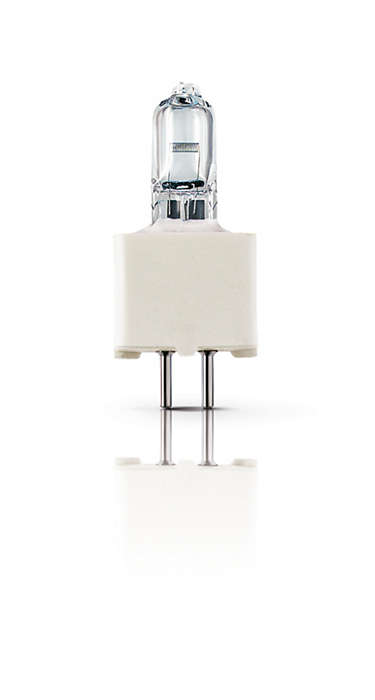 Halogen non-reflector lamps – high-quality light and easy to use