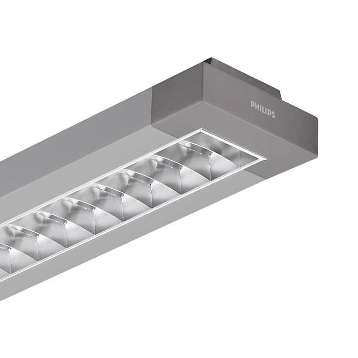 EFix TL5-serie – voor een 'groener' kantoor