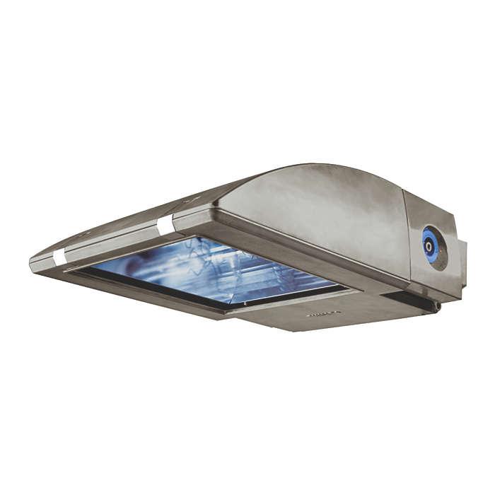 OptiFlood – kontrola światła przeszkadzającego