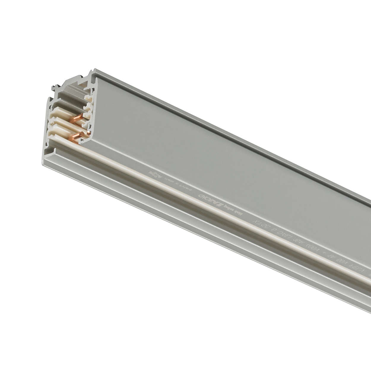 RCS750 3-фазный шинопровод квадратного сечения, гибкий и многофункциональный