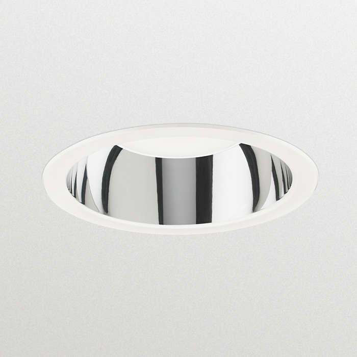 CoreLine Downlight: La solución económica para la iluminación de interiores