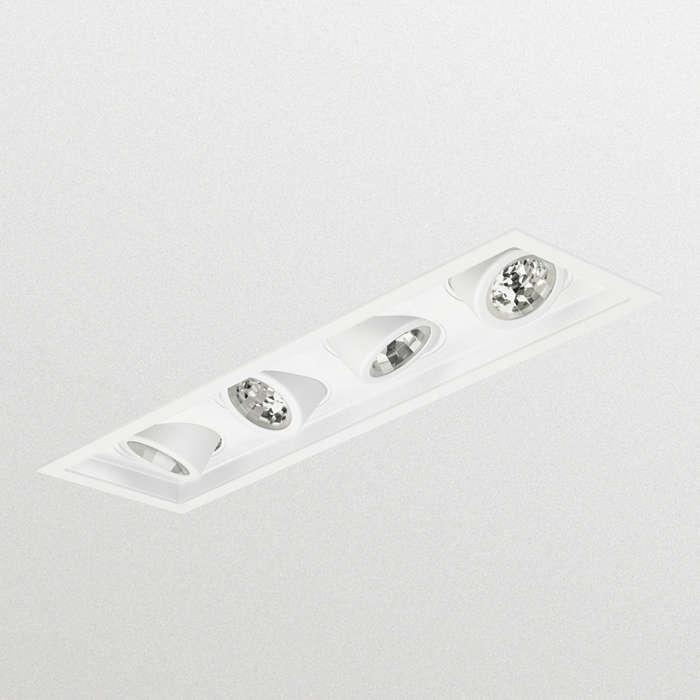 StoreFlux – мощное светодиодное акцентное освещение, идеально сочетающееся с архитектурой магазинов