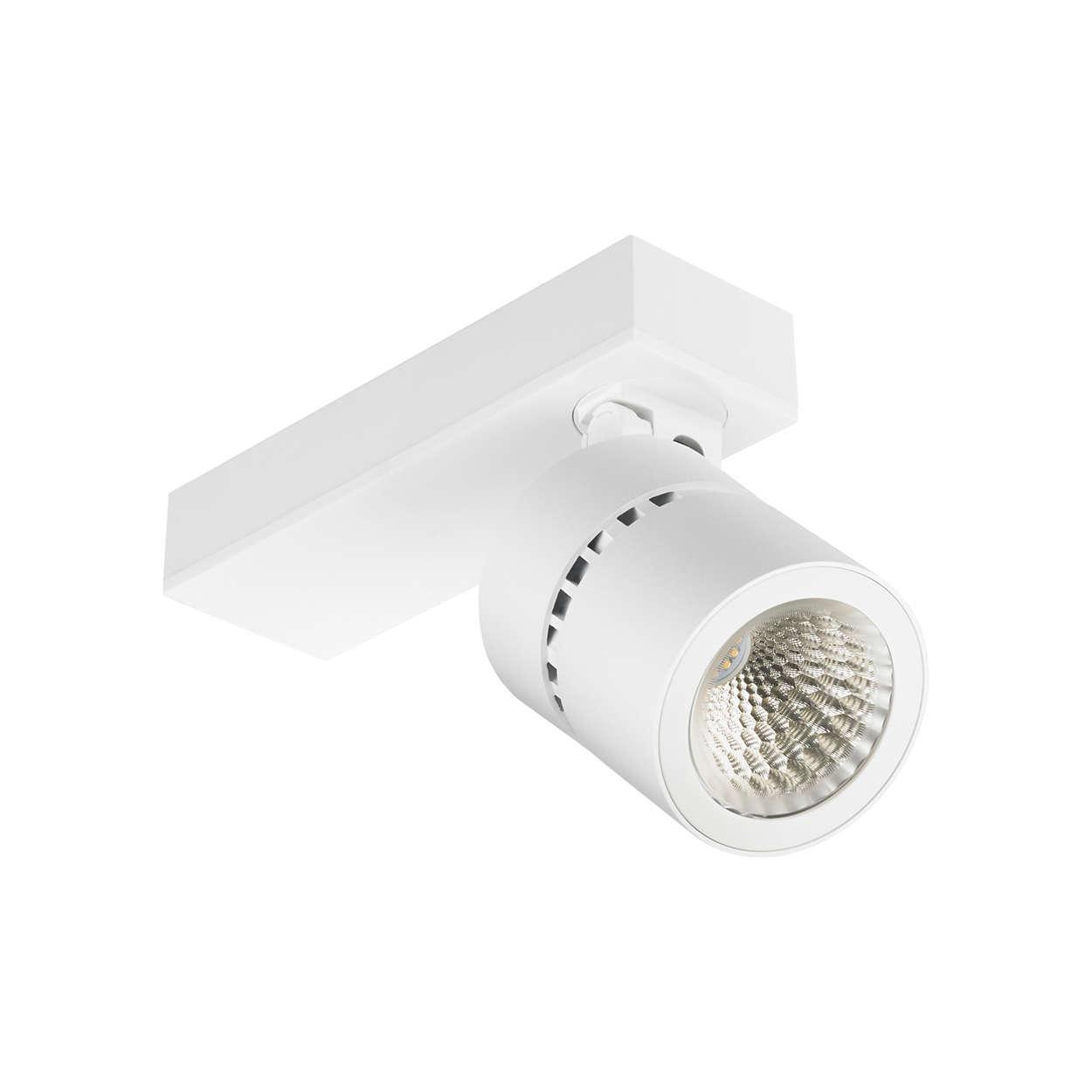 StyliD PremiumWhite - Il connubio ideale tra luce di qualità e risparmio energetico