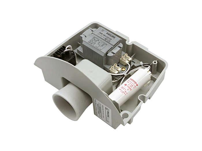 Gear tray E40