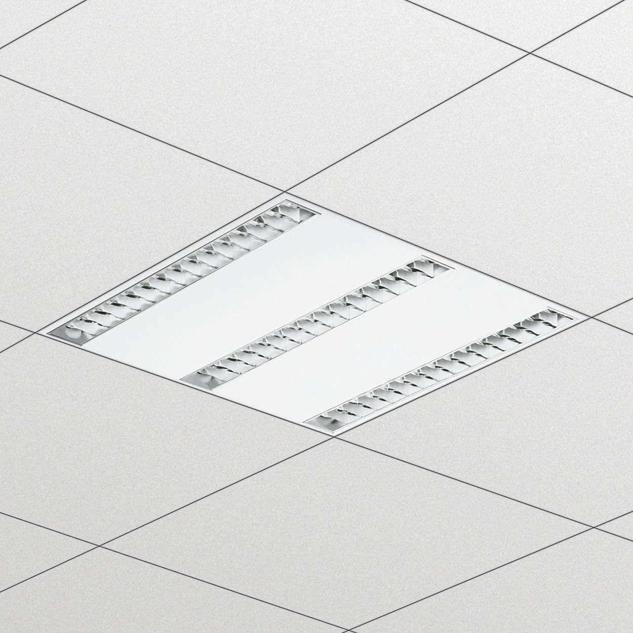 SmartForm – это новый стандарт офисного освещения встраиваемыми модульными светильниками плоского профиля