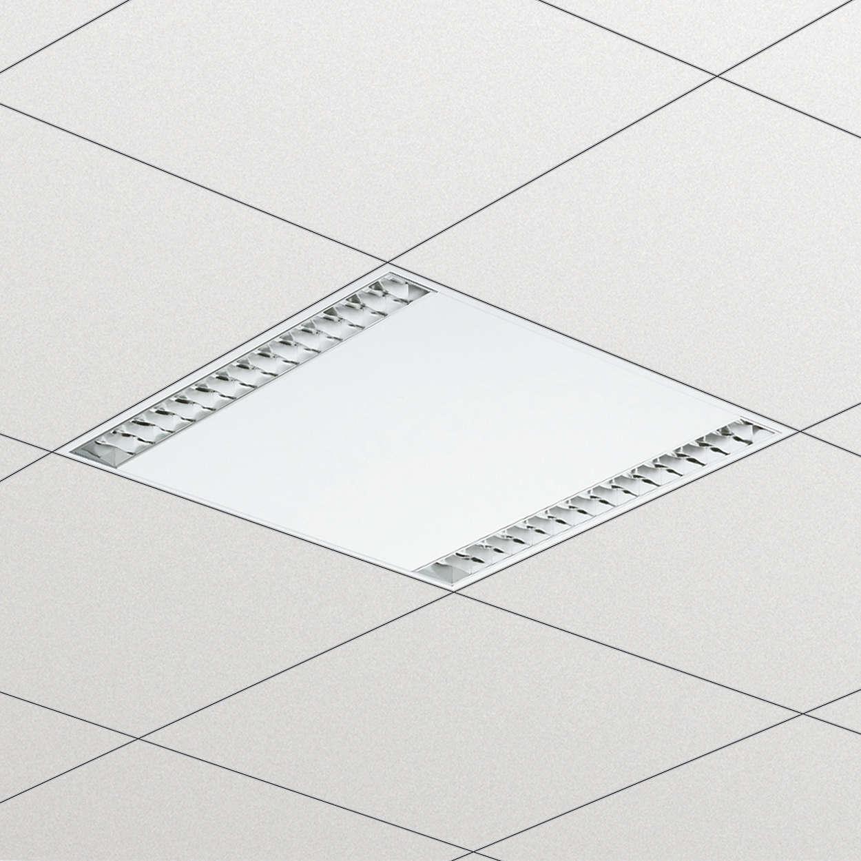 SmartForm – nový standard pro kancelářské osvětlení s použitím modulových zapuštěných svítidel