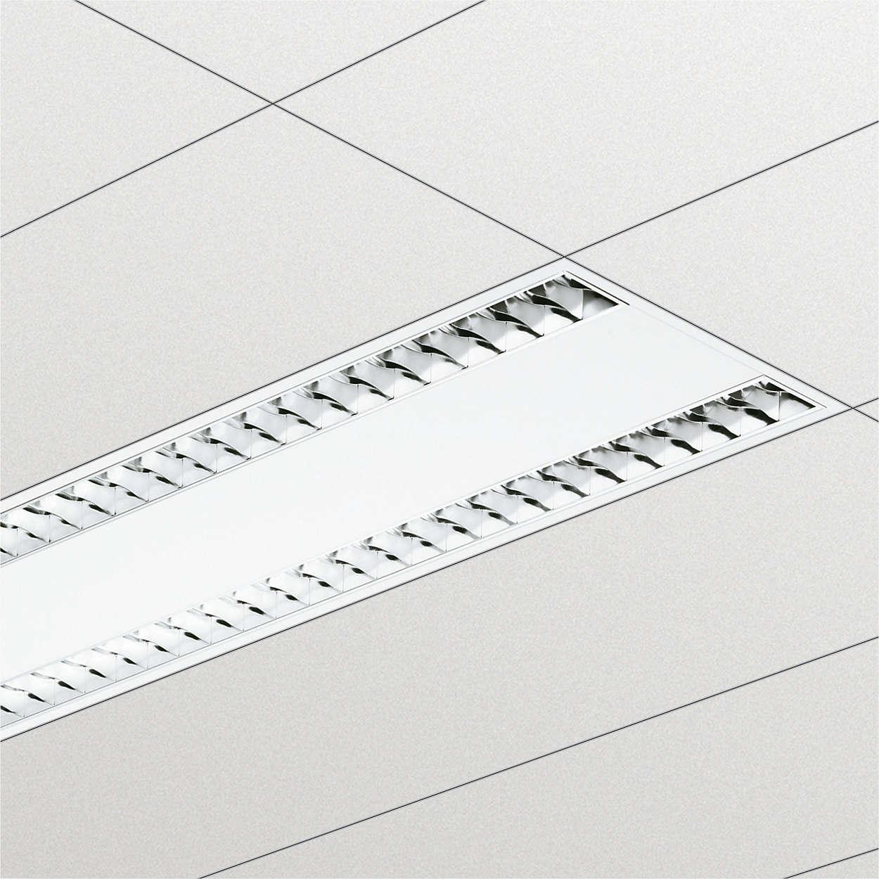 SmartForm – eficiencia máxima para el alumbrado de oficinas
