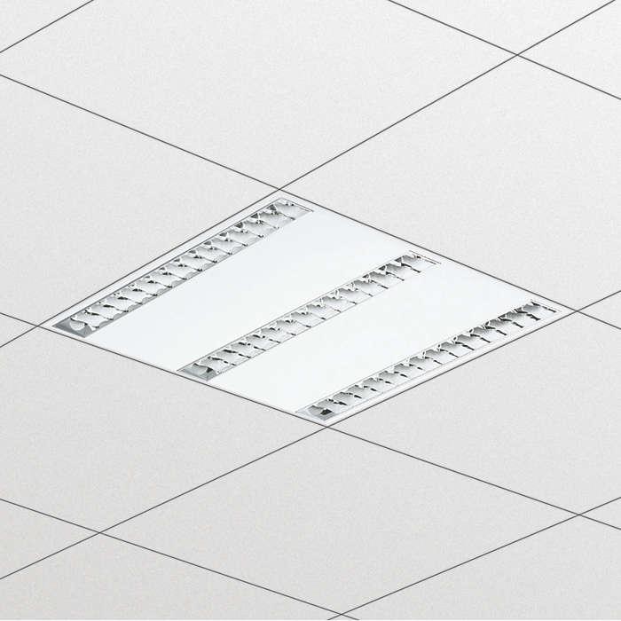 SmartForm – nový štandard osvetlenia kancelárií pomocou modulárnych vstavaných svietidiel