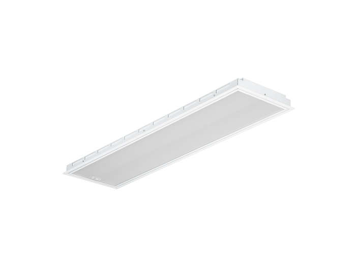 SmartForm LED BBS464 recessed luminaire with acrylic micro-lens optic