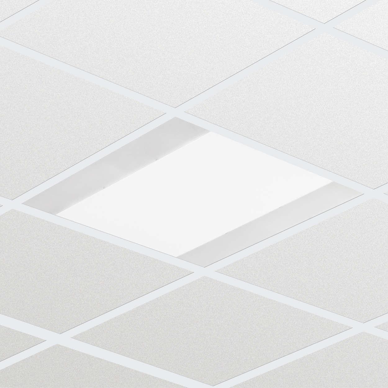 CoreLine vstavané – jasná voľba pre LED osvetlenie
