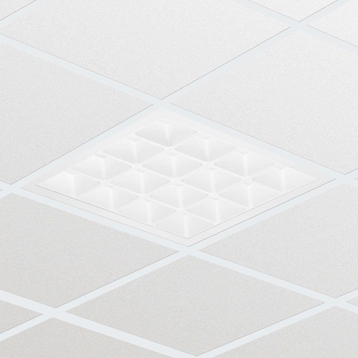 PowerBalance Tunable White, встраиваемый— поддержание здоровой атмосферы благополучия