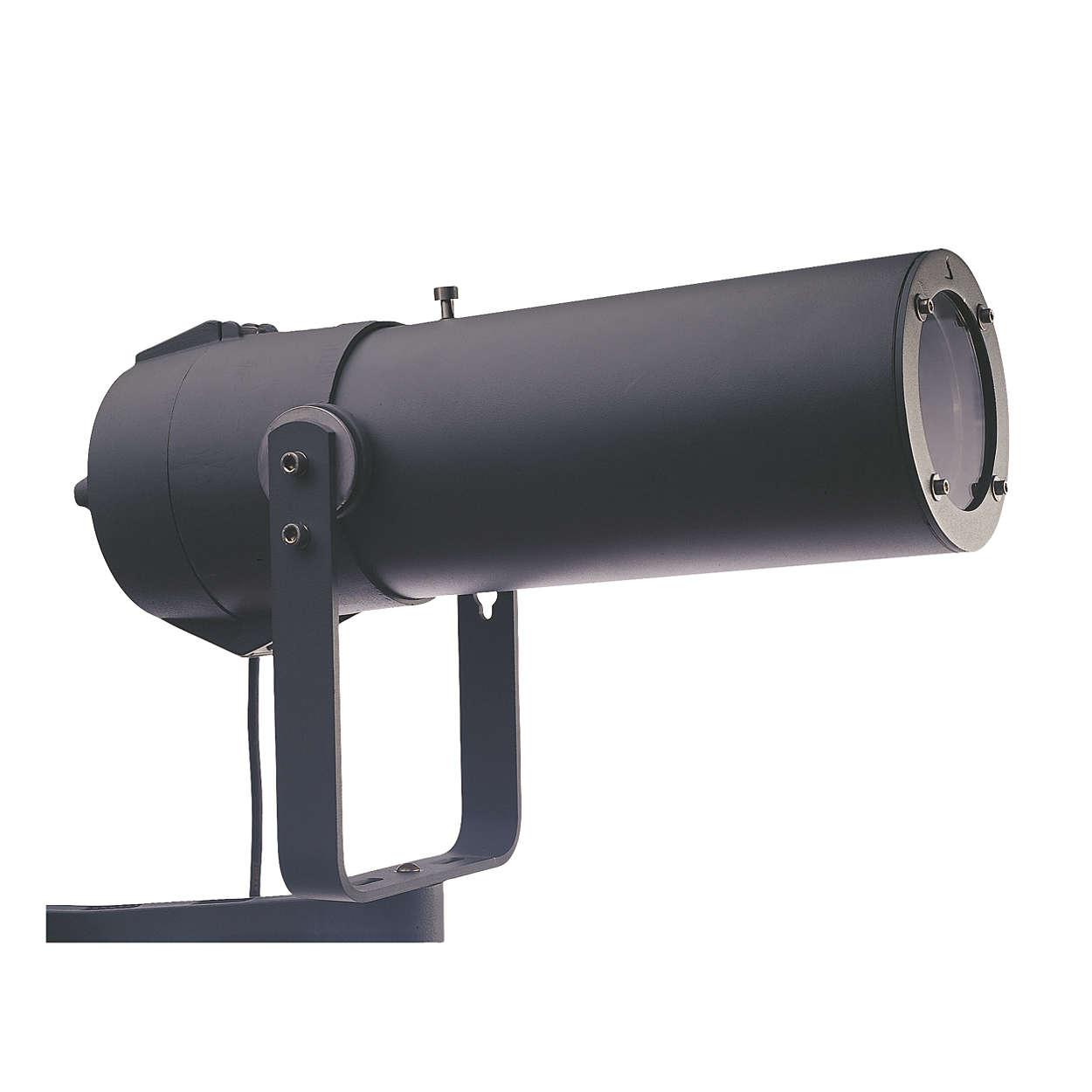 PROflood – einzigartige Beleuchtungseffekte