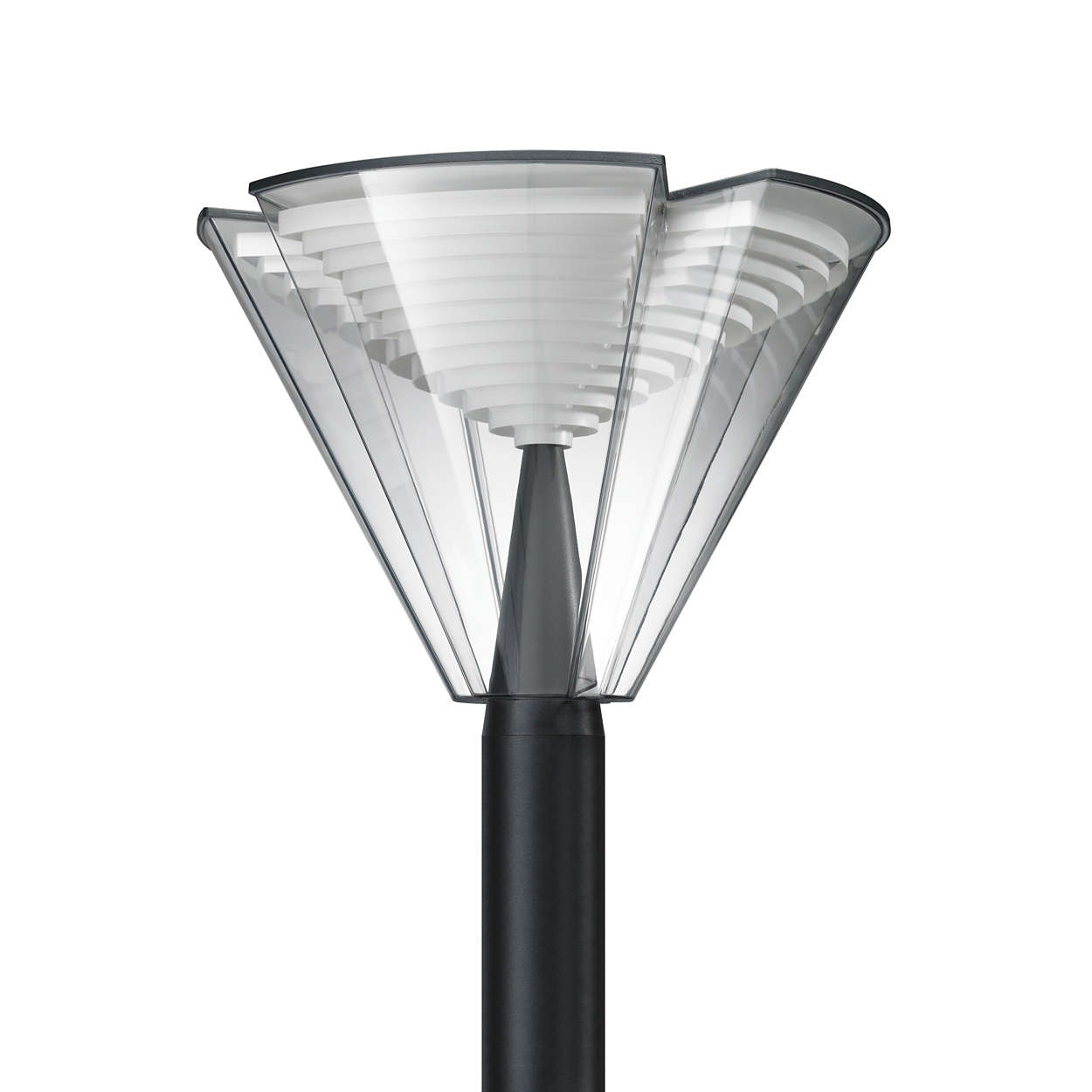 ParkView LED – en flexibel armatur för parker