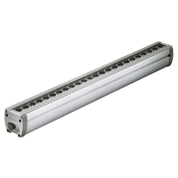 LEDline² LED – fantasievolle Lichtgestaltung