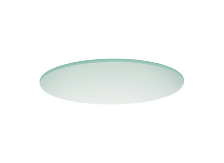 ZBS271 GF FROSTED GLASS D163.5