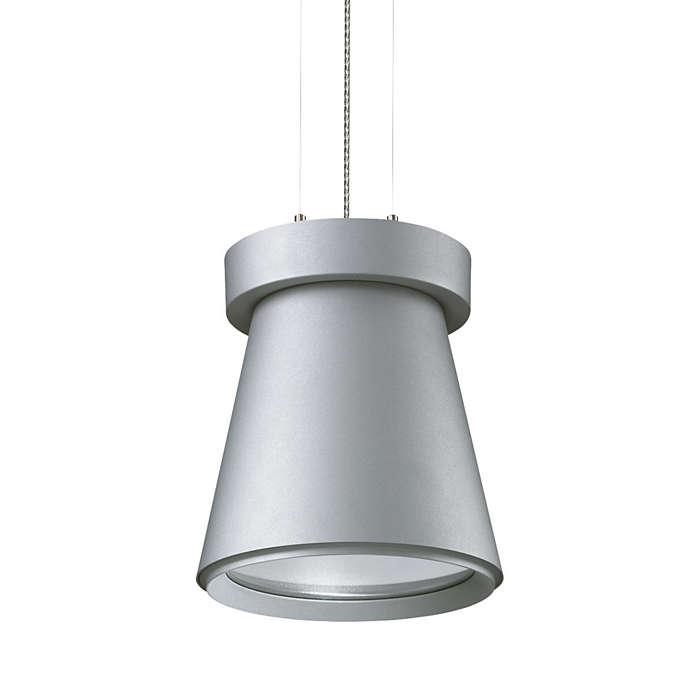 UnicOne Pendant LED – превосходный свет и экономия энергопотребления