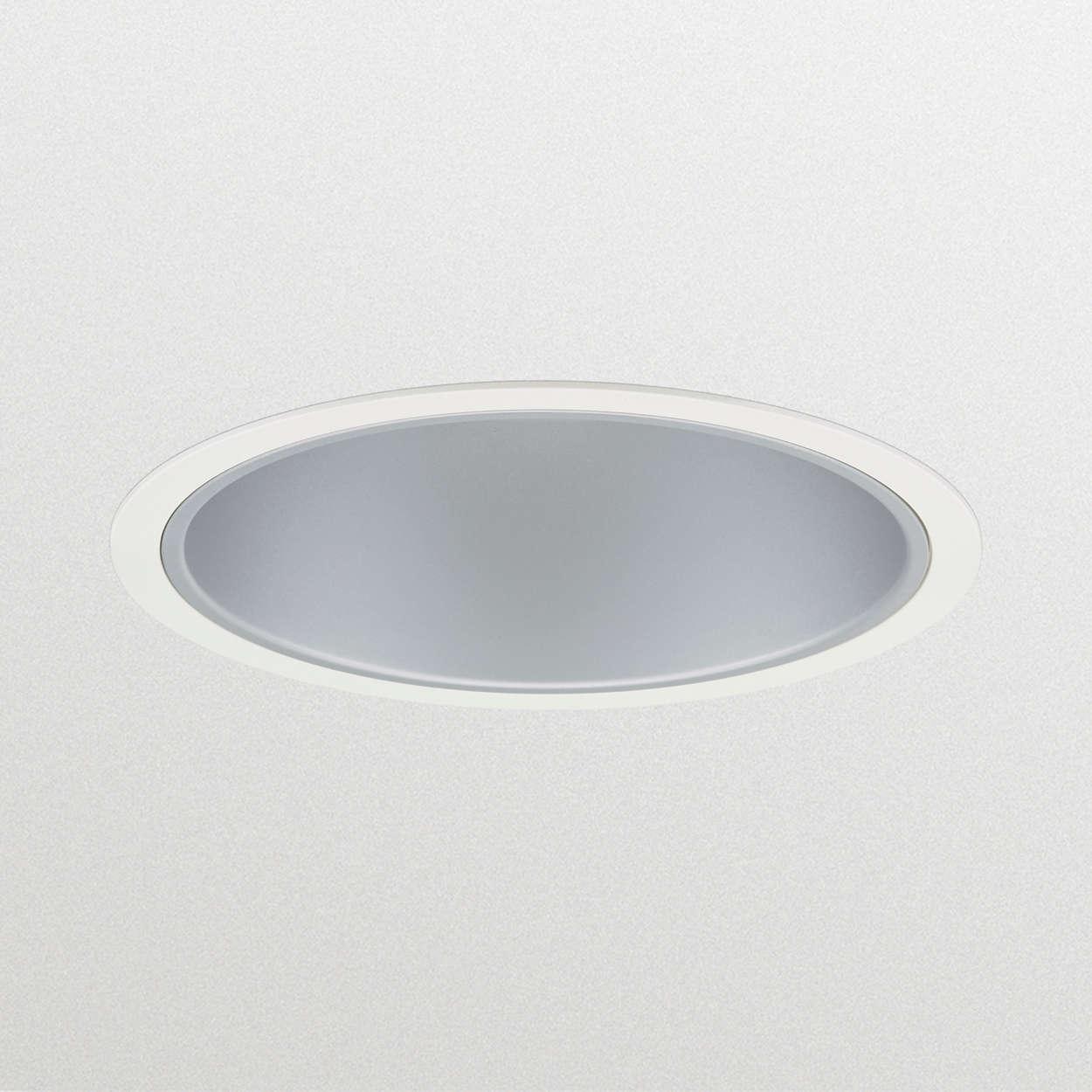 LuxSpace, gömme – yüksek verimlilik, görsel konfor ve şık tasarım