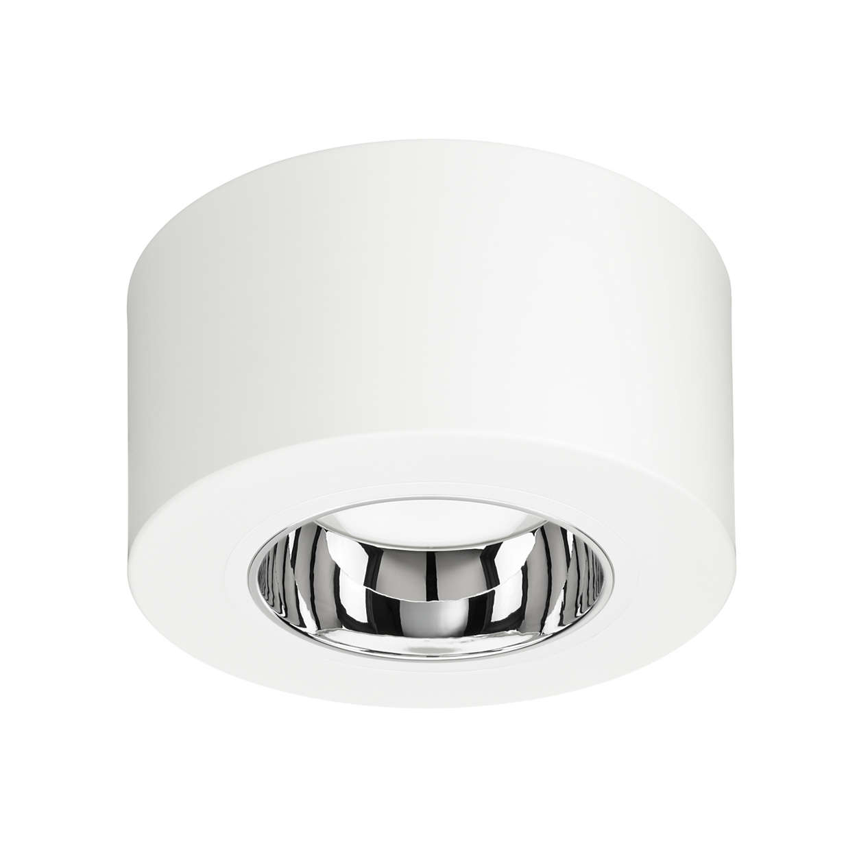 LuxSpace 2 surface-mounted – high efficiency, visual comfort and a stylish design