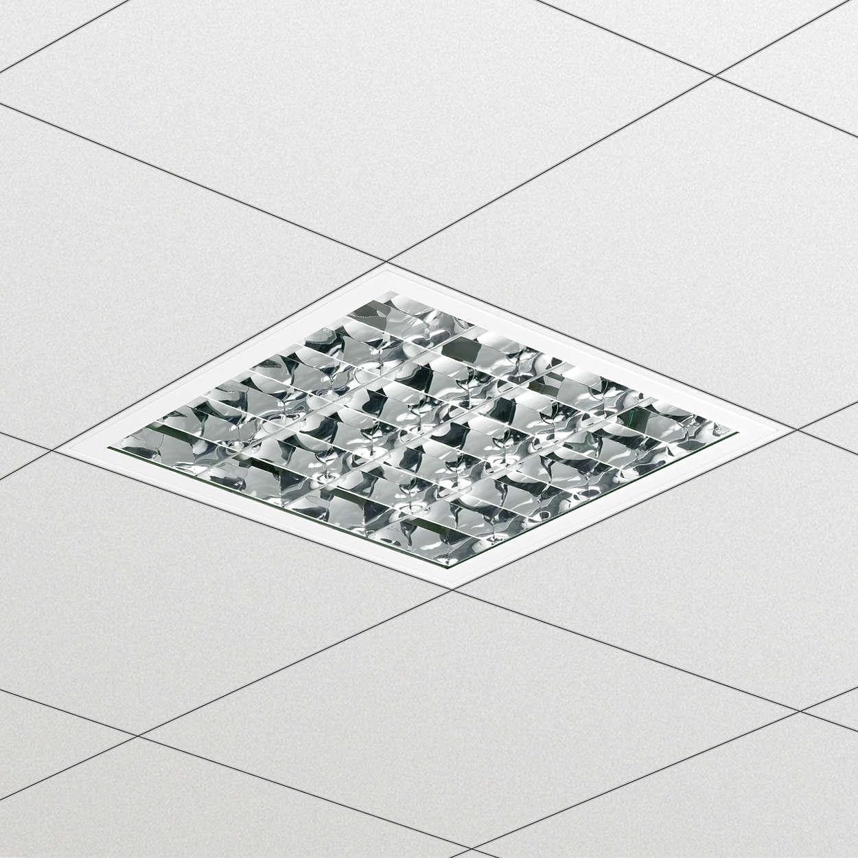 Cleanroom-valaisin – tyylikäs, ohut, edullinen ratkaisu