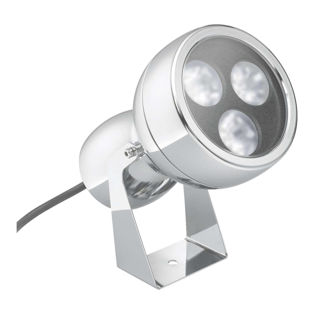 AmphiLux cu montaj pe suprafeţe – iluminaţi-vă zonele sociale de exterior