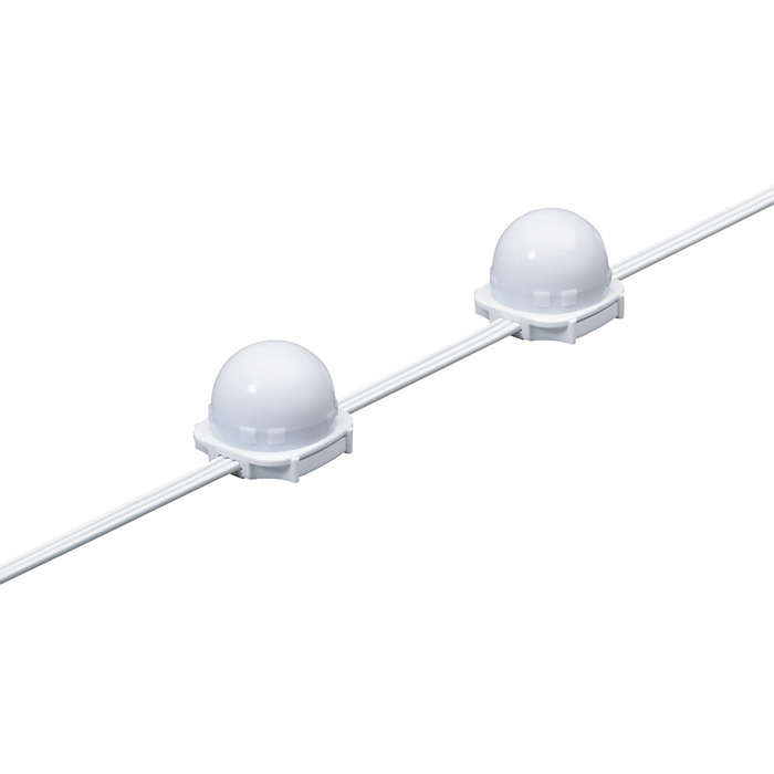 eW Flex SLX – flexible strands of intelligent white-light LED nodes