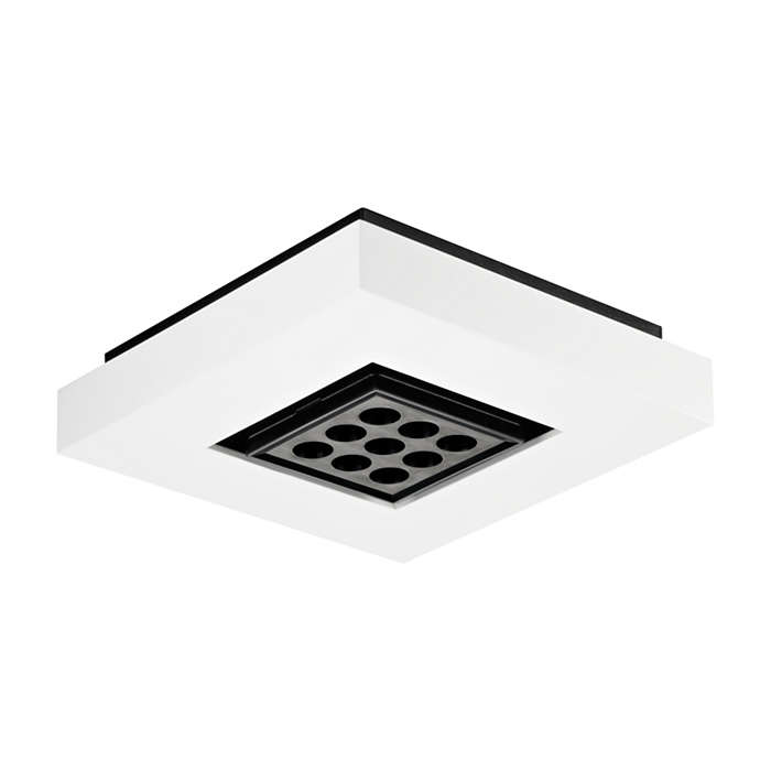 eW Downlight Powercore – energy-efficient LED downlight