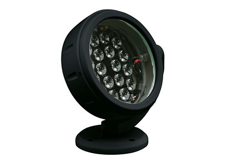 ColorBurst 6 BCP466 18xLED-HB/RGB 24V 22 BK