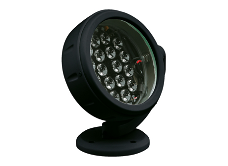 ColorBurst 6 BCP466 18xLED-HB/RGB 24V 12 BK