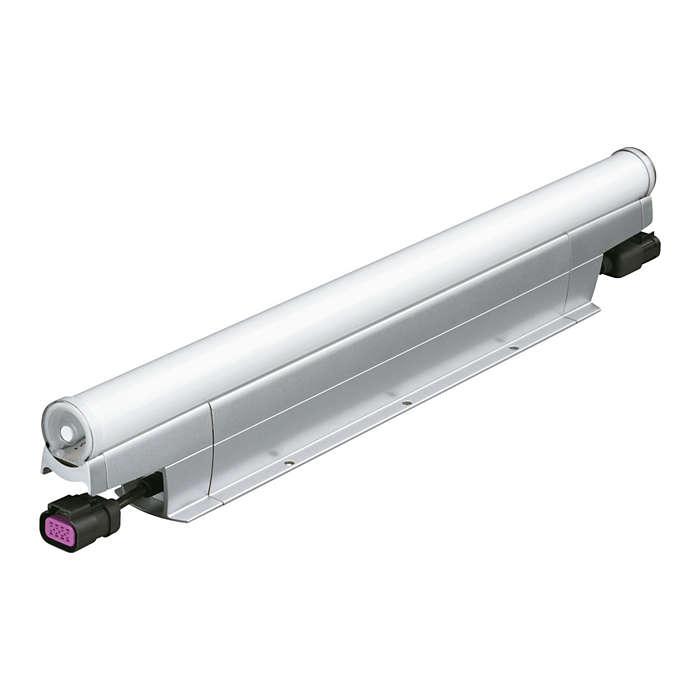 eW Accent MX Powercore: luminaria LED de luz blanca de vista directa con control preciso de la resolución
